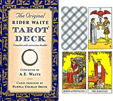 Original-Rider-Waite-Tarot 2